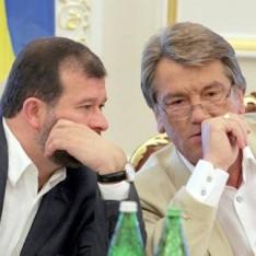 Ющенко и Балога