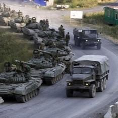 Вторжение российских войск началось 24 августа, - МВД