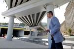 В Киеве полностью открыли транспортную развязку на Почтовой площади