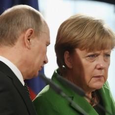 Меркель хочет наказать Путина новыми санкциями