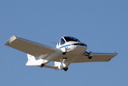 Американцы наладили выпуск летающих автомобилей