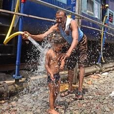 Аномальная жара в Индии уже убила 1100 человек