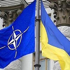 Украинцы хотят в НАТО и ЕС