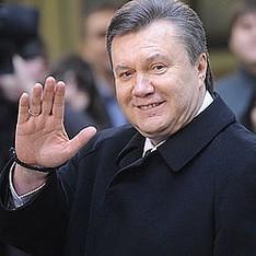 С первым официальным визитом на посту главы государства Виктор Янукович отбыл в Брюссель.