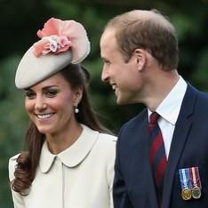 Кейт и Уильям увидели будущего ребенка