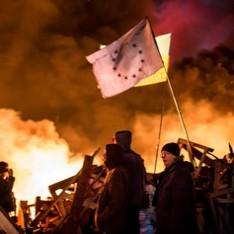 Украинские политики и Джо Байден посетили Майдан