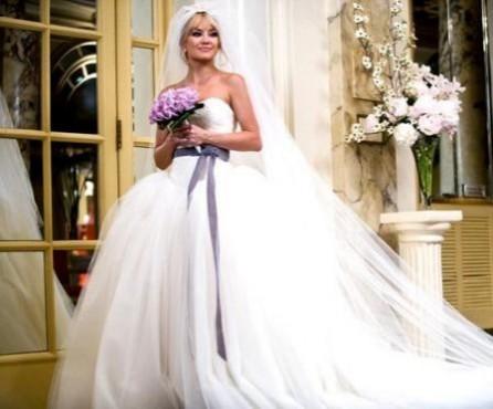 Модные свадебные платья 2011.