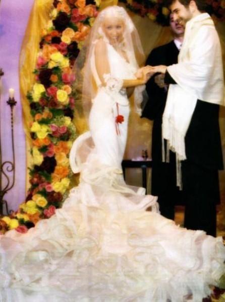 Свадебное платье Empire Casual » Красивые