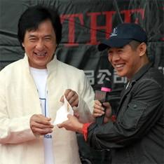 Джеки чан и джет ли фильмы вместе наруто персонажи 11 фильма