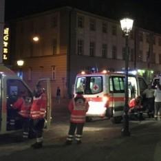Количество пострадавших от взрыва в Баварии увеличилось до 12, известны подробности о погибшем