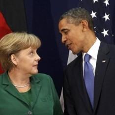Новости дня: Обама и Меркель согласились усилить санкции против РФ, НБУ запретил выдавать валютные кредиты, миссия ОБСЕ прибыла в Мариуполь